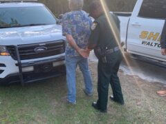 Arrest Made in 343-Acre Mussett Bayou Wildfire in Walton County, Florida