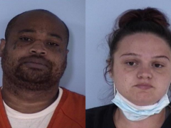 INVESTIGATION LAUNCHED AFTER 8-YEAR-OLD'S DEATH;  TWO ARRESTED FOR ABUSE AND NEGLECT