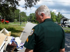 WCSO PARTNERS WITH CODE COMPLIANCE TO CLEAN UP VILLA TASSO