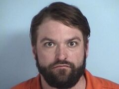 """""""I THOUGHT I HIT A CONE""""; FREEPORT MAN DRIVES THROUGH ROADBLOCK, HITS DEPUTY ARRESTED FOR DUI"""