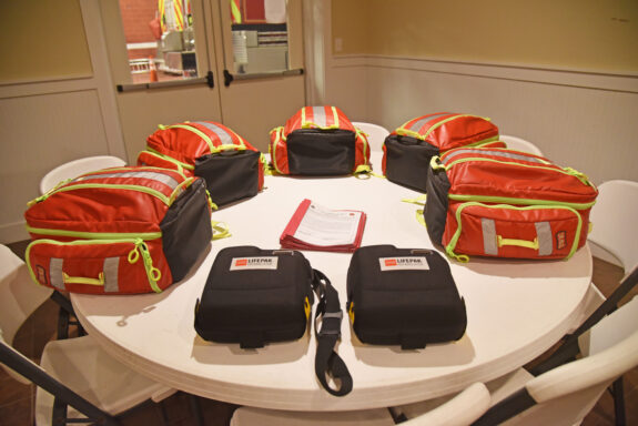 Medical Supplies and AEDs