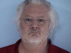 SANTA ROSA BEACH MAN ARRESTED AFTER SHOOTING SEVERAL ROUNDS INTO ANOTHER VEHICLE SUNDAY NIGHT
